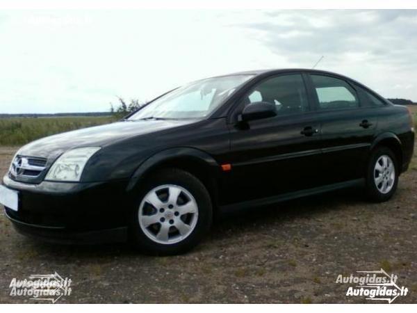 Opel Vectra C 2003 y. parts