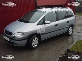 Opel Zafira A 2002 y. parts