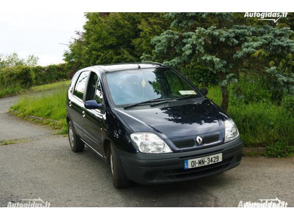 Renault Scenic I 2001 y. parts