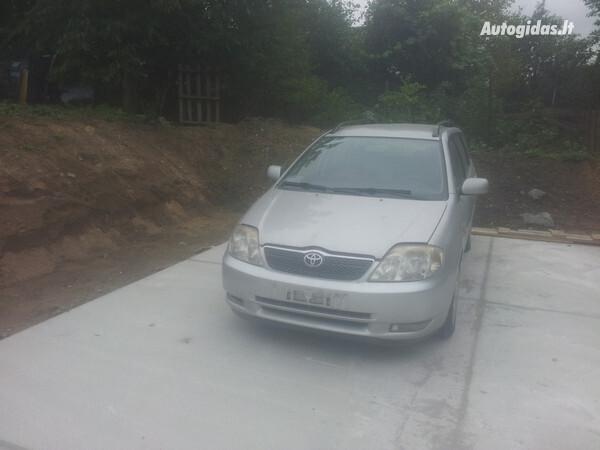 Toyota Corolla SERIA E12 2003 y. parts
