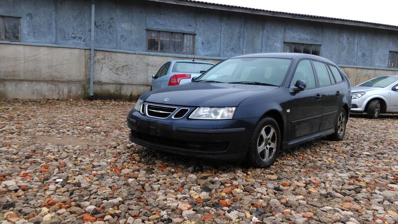 Saab 9-3 II 2004 y. parts