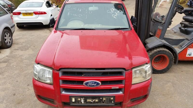 Ford Ranger 2008 y parts