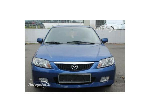 Mazda 323 VI 2001 m. dalys