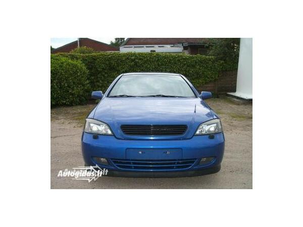 Opel Astra I 2002 y. parts
