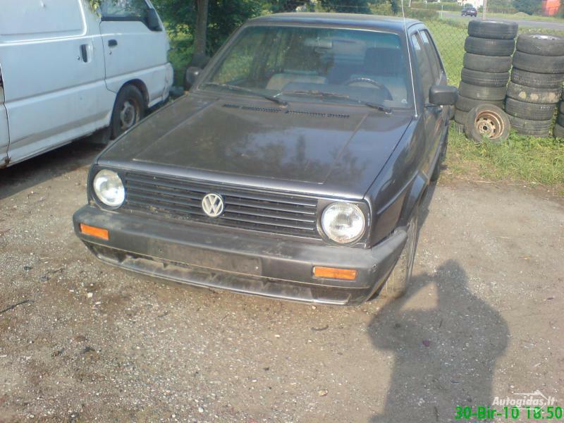 Volkswagen 1991 г запчясти