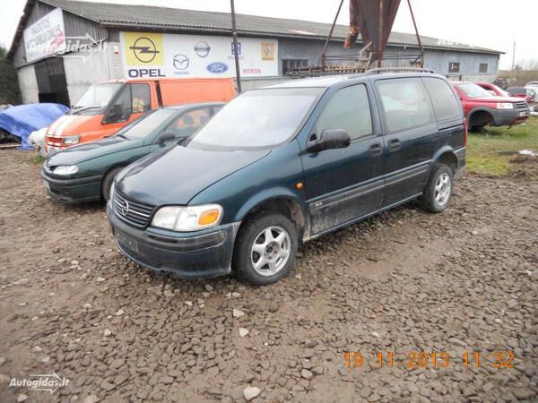 Opel Sintra 2000 y. parts