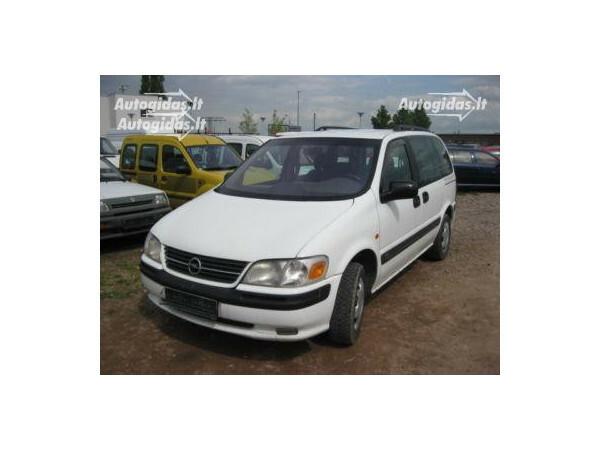Opel Sintra 2001 y. parts