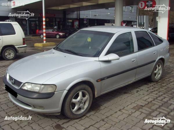 Opel Vectra B 1998 y. parts