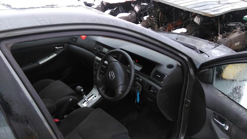 Toyota Corolla SERIA E12 2005 y. parts