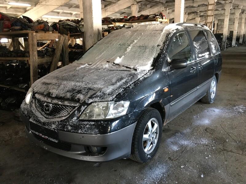 Mazda Mpv 2004 y parts