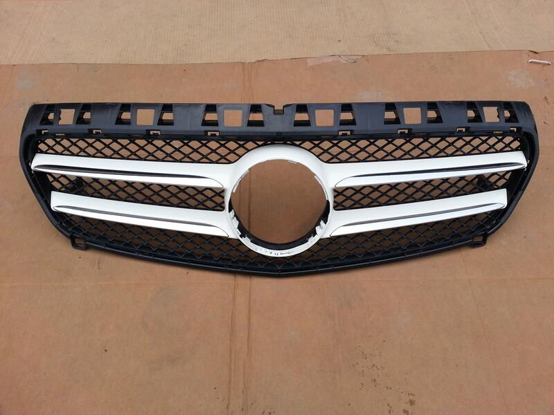 Mercedes-Benz A Klasė 2013 m dalys