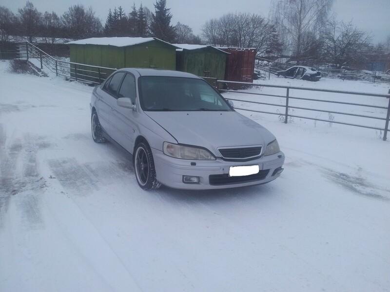 Honda Accord VI benzinas1.6 1.8 2.0 2001 m dalys
