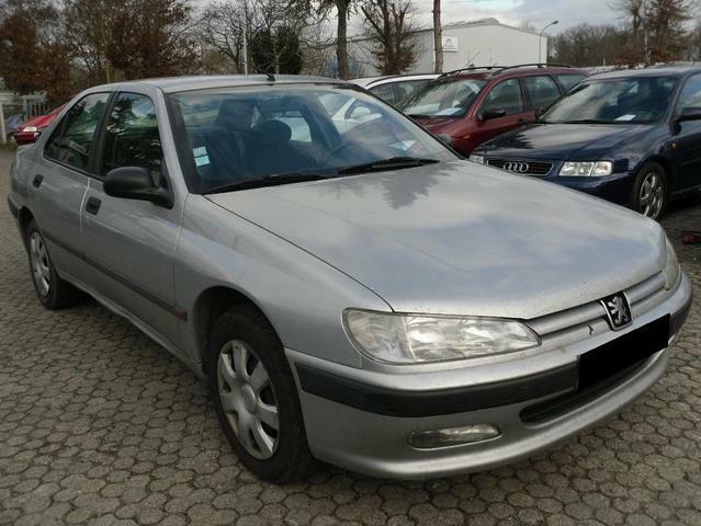 Peugeot 406 1998 m dalys