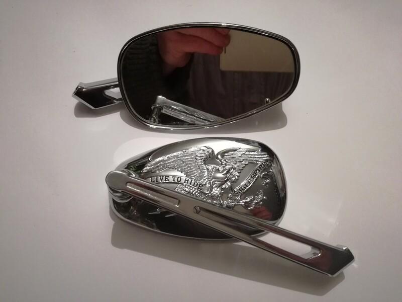 Čioperis  Honda VT 2005 y parts