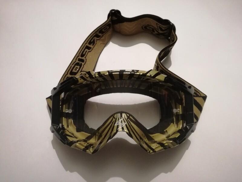 Glasses  Scorpion