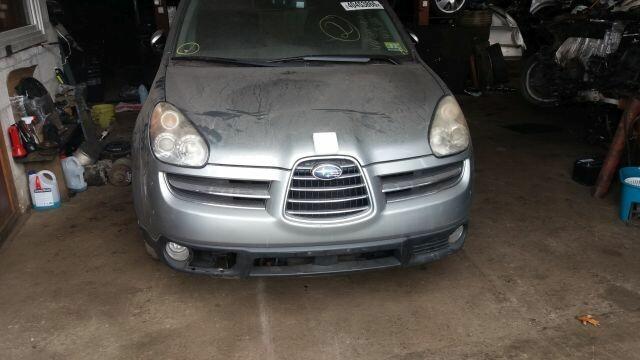 Subaru Tribeca 2007 г. запчясти