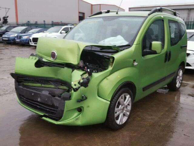 Fiat Qubo 2009 г запчясти