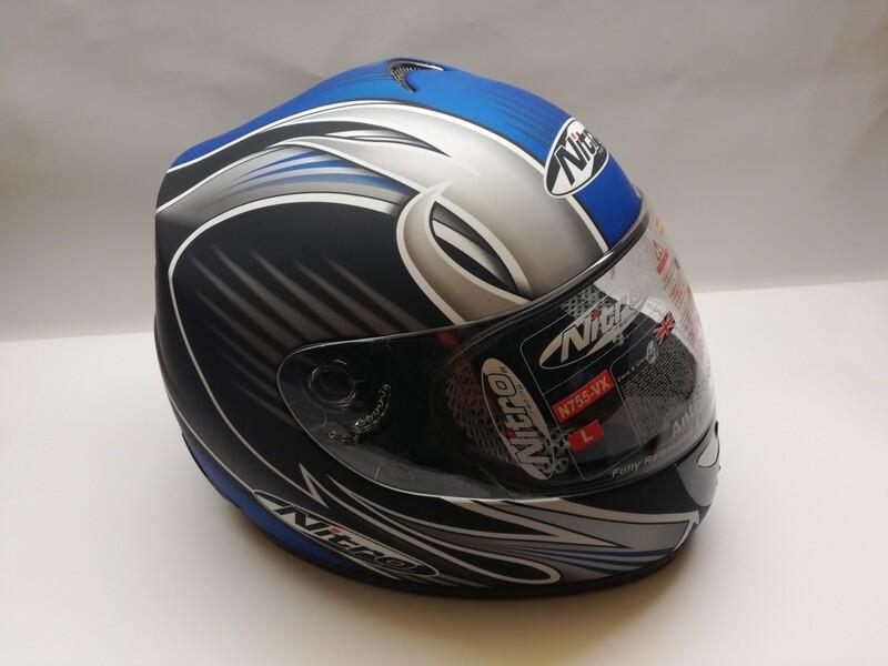 Helmets  Nitro