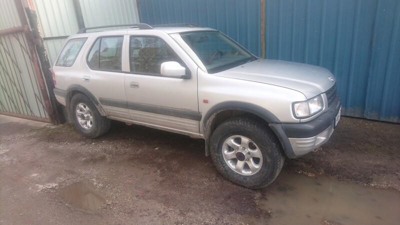 Opel Frontera B 2002 m dalys