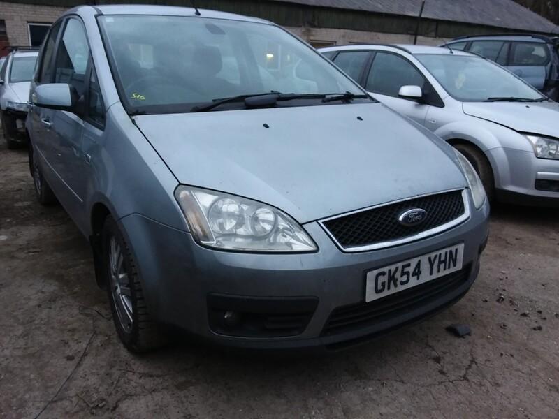 Ford C-Max I 2005 m. dalys