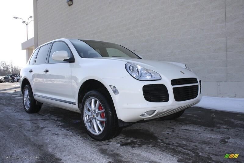 Porsche Cayenne I 2005 г. запчясти