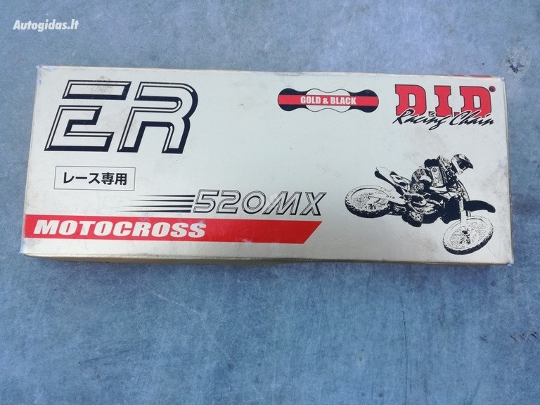 Motocross bike  Honda CR 2015 y. parts