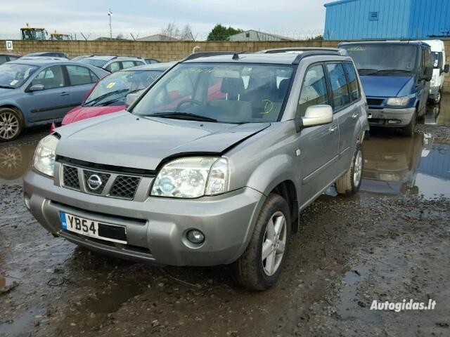 Nissan 2005 m dalys