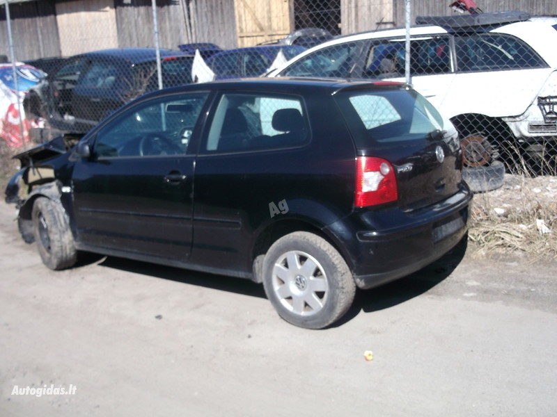 Volkswagen Polo IV AXU 2004 m. dalys