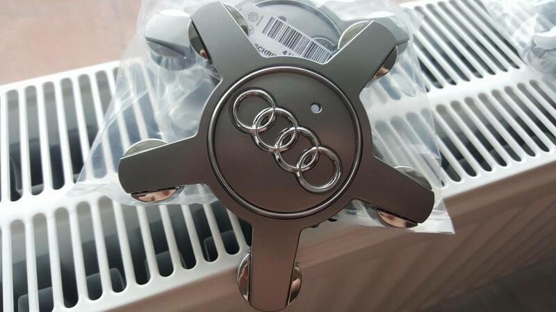 Audi R17 lengvojo lydinio  ratlankiai