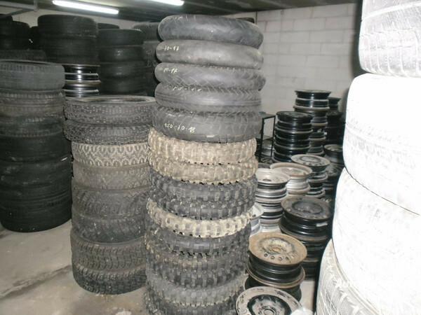 Michelin KROSINE R19 universalios  padangos motociklams