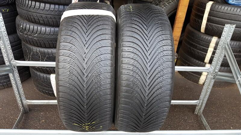 Michelin ALPIN5 apie6,5mm R17 žieminės  padangos lengviesiems