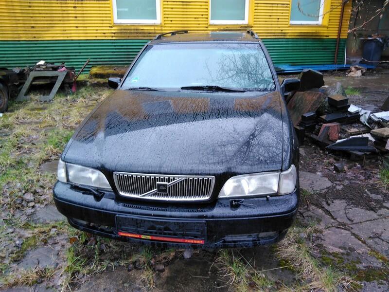 Volvo V70 I 1998 y. parts