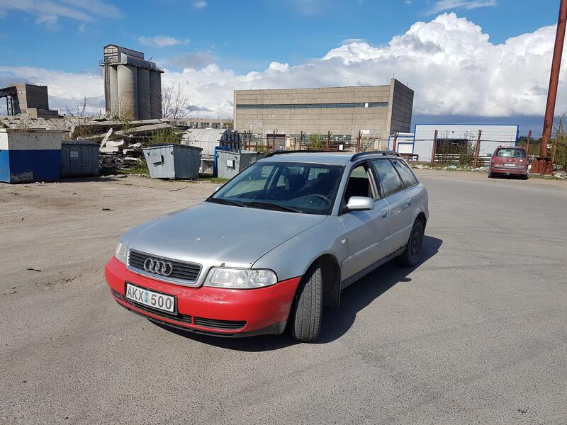 Audi A4 B5 1.9 TDI 81 KW 2000 m dalys
