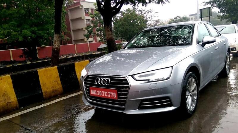 Audi 2017 m dalys