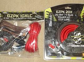Ground Zero gzic16x komponentai