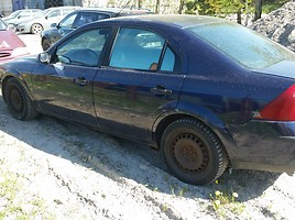 Ford Mondeo MK3 2001 г. запчясти