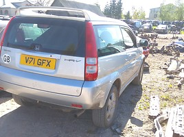 Honda HR-V   Внедорожник