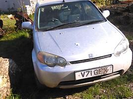 Honda Hr-V 2002 m. dalys