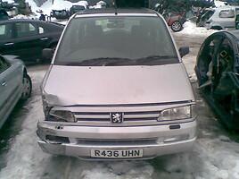 Peugeot 806   Van