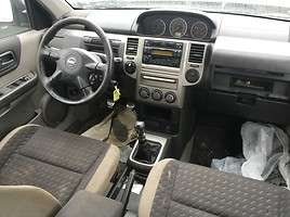 Nissan X-Trail I 2005 y. parts
