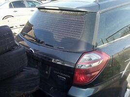 Subaru Outback III 2008 m dalys
