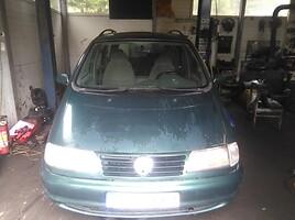 Volkswagen Sharan I 1.9 81kw Vienatūris