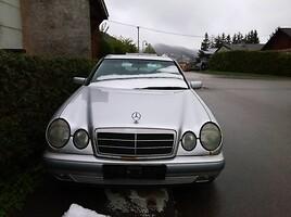 Mercedes-Benz E 220 W210  Sedanas