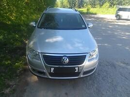 Volkswagen Passat B6 2.0 tdi BKP 6 begiu  Universalas 2007