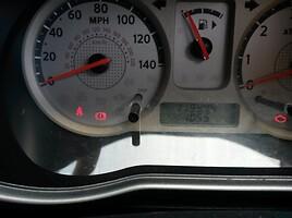 Nissan Note 2006 m. dalys