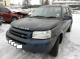land-rover freelander i Visureigis 2002