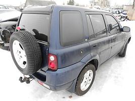 Land-Rover Freelander I 2002 m. dalys