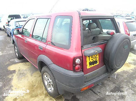 Land-Rover Freelander I  Vienatūris