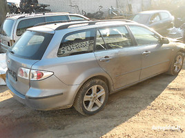 Mazda 6 I 2004 m. dalys