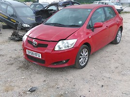 Toyota Auris I 2009 y. parts